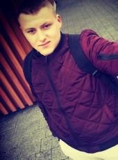 Іван, 21, Poland, Mokotow
