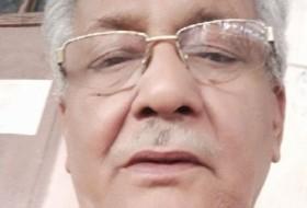 Pradip Kumar Dut, 64 - Just Me