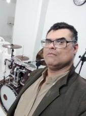 Misael Santiago, 37, Brazil, Goiania