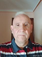Gregorio Martin , 53, Spain, Valladolid