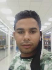 Rogerio Texeira, 18, Brazil, Salvador