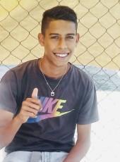 Angel, 18, Venezuela, Baruta