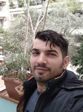 Erfan, 29, Greece, Athens