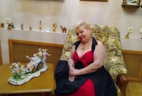 Galina, 65 - Just Me
