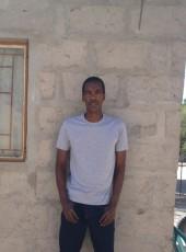 David Selawe, 42, Botswana, Maun