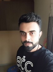 Darshan Vyas, 31, India, Vadodara