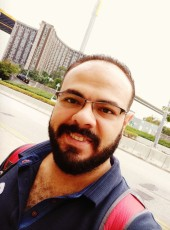 Saad John, 34, United Arab Emirates, Dubai