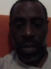 Bakari Cisse, 52, France, Paris