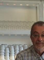 simpatico, 62, Italy, Foggia