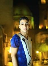 Mohamed, 25, Egypt, Jirja