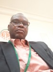 Antoine Gnofle, 55  , Abidjan