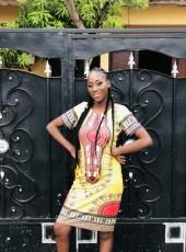 Doria  Homanda, 22, Gabon, Libreville