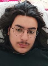 Mustafa, 23, Turkey, Kayseri