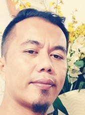 Jebat, 42, Malaysia, Lahad Datu