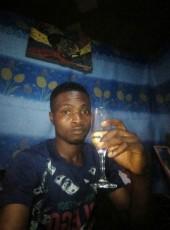 Henri David, 24, Cameroon, Yaounde