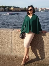 Elena, 43, Russia, Moscow