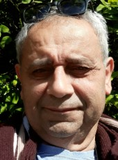 МИША, 55, Israel, Nazareth