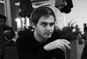 Irakli, 23 - Just Me