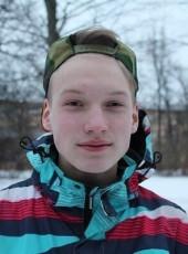 Ilya, 18, Russia, Borovichi