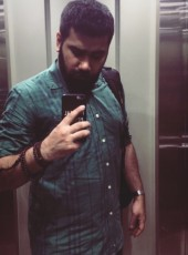 Tahmüres, 27, Iran, Rasht