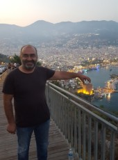 Soner, 43, Turkey, Ankara