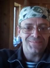 Matvey, 44, Russia, Novaya Usman