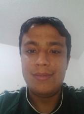 Brian David , 24, Colombia, Bogota