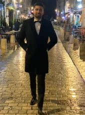 Salah, 25, France, Nimes