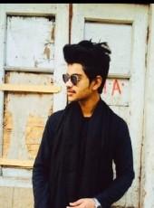 Abdullah, 21, Pakistan, Lahore