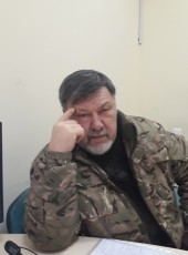 SERGEY, 64, Ukraine, Okhtyrka