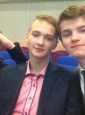 Andrey, 20, Russia, Novomoskovsk