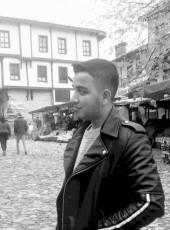 Ibrahim, 20, Turkey, Soma