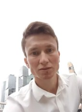 Ikrom, 24, Russia, Moscow