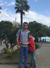 Ardash, 47, Abkhazia, Sokhumi