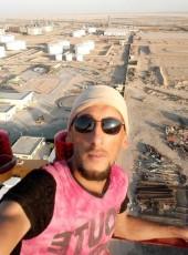 hazim, 20, Iraq, Al Kut