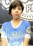 عبودي العنزي, 18  , Khamis Mushait
