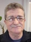 Luciano Xavier , 70  , Teresopolis