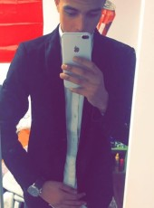 Abdel, 25, Spain, Pasaia