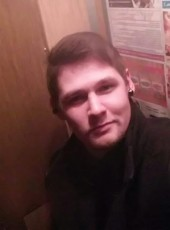 Mikhail Yashin, 26, Russia, Dzerzhinsk
