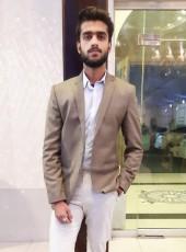 Muhammad, 18, Pakistan, Peshawar