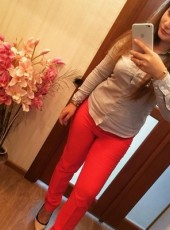 Aleksandra, 22, Russia, Novosibirsk