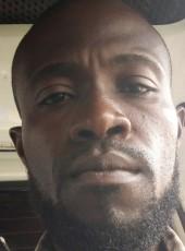 Dior, 35, Republic of the Congo, Brazzaville