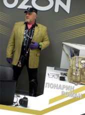 Roman Ponarin, 51, Russia, Kursk