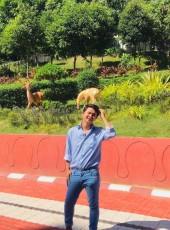 Htet Paing, 20, Myanmar [Burma], Yangon