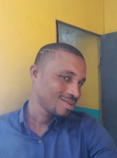 Patou, 35, Haiti, Port-au-Prince