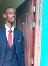 Abubakri, 25, Sudan, Khartoum