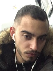 Diego, 23, Spain, Mostoles