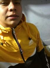 Alejo Hernandez, 18, Guatemala, Quetzaltenango
