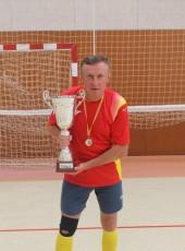 Sergey Rakitskiy, 51, Belarus, Minsk