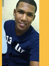 Angel, 18, Dominican Republic, Santo Domingo